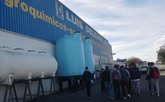 EN AGROQUÍMICOS LUIS DELGADO SL